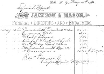 Jackson & Mason